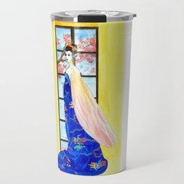 Teahouse Fairy Travel Mug