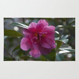 Floral Print 087 Rug