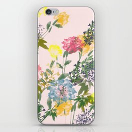 Vivacious #society6 #decor #buyart iPhone Skin