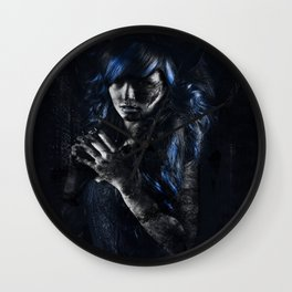 Halloween Nightmare Film Wall Clock