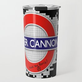 Water Cannon Travel Mug