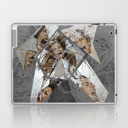 Happiness Shattered Laptop & iPad Skin