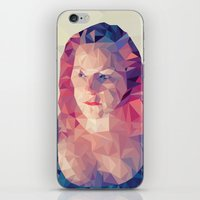 wasted rita iPhone & iPod Skins featuring Rita by Luis Marques