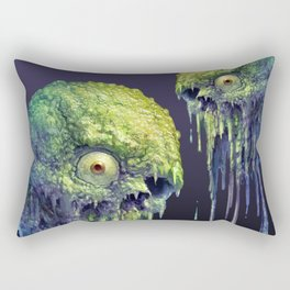 Slime Ball Rectangular Pillow