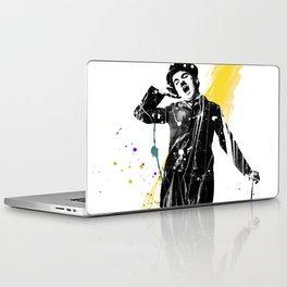 charlie chaplin 05 Laptop & iPad Skin
