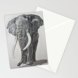 A Peaceful Contemplation Stationery Cards