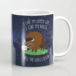 Neil deGrasse Tyson / Bison Coffee Mug