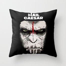 Hail Caesar Throw Pillow