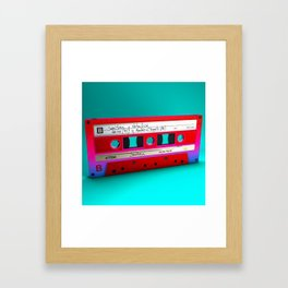 My kind of music B Framed Art Print