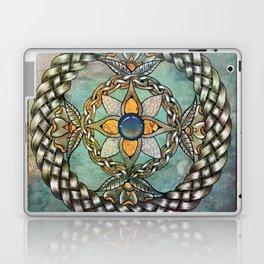 Mindful Passage Celtic Knot Laptop & iPad Skin