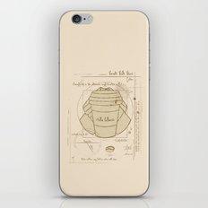 Venti Vidi Vici iPhone & iPod Skin