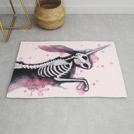 Unicorn Bunny Rug