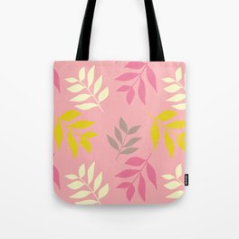 Hummingbird Hallow Collection - Blowing Leaves Tote Bag