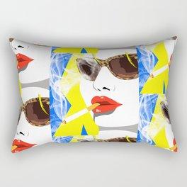 Bangin Rectangular Pillow