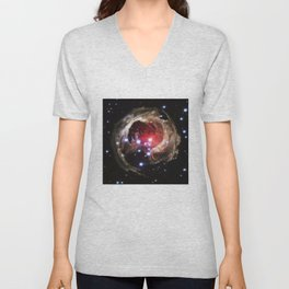 Echo - space matters Unisex V-Neck