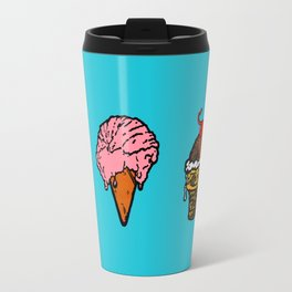 """Three Scoops"" Travel Mug"