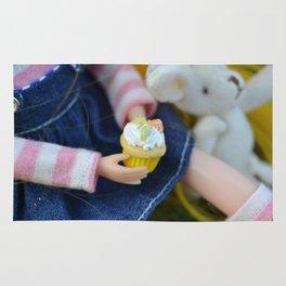 Blythe - Cupcakes Rug