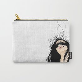 WILD HAIR Carry-All Pouch