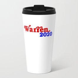 Warren 2020 | Elizabeth Warren for President Travel Mug