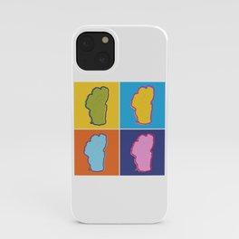 LT Pop Art iPhone Case