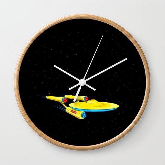 Enter-Price Wall Clock