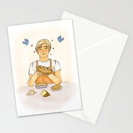 The OG soft boy Stationery Cards