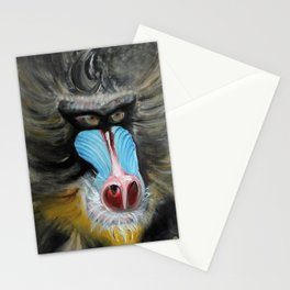 Victor Newman Stationery Cards