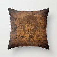 jesus Throw Pillows featuring  Jesus  by OnlineGifts