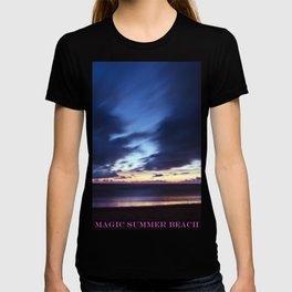 Magic Henne Beach on the West Coast of Denmark T-shirt