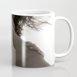 Nude Sexy Woman Naked Erotic Art Print Coffee Mug