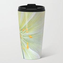 Large Flower. Travel Mug