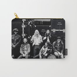 At Fillmore East (Live) 1971 by The Allman Brothers Band - Vectorized Carry-All Pouch