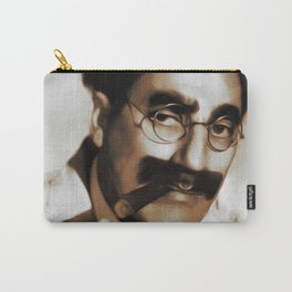 Groucho Marx, Hollywood Legends Carry-All Pouch