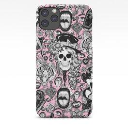 Pink Halloween iPhone Case
