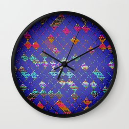 Imaginary Landscape Wall Clock