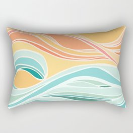 Sea and Sky II Rectangular Pillow