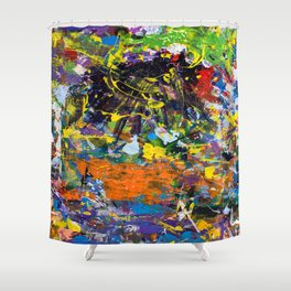 Past Hopes Shower Curtain