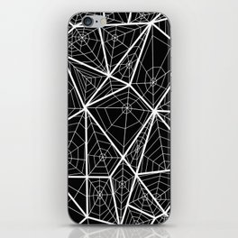 The Spider's webs iPhone Skin