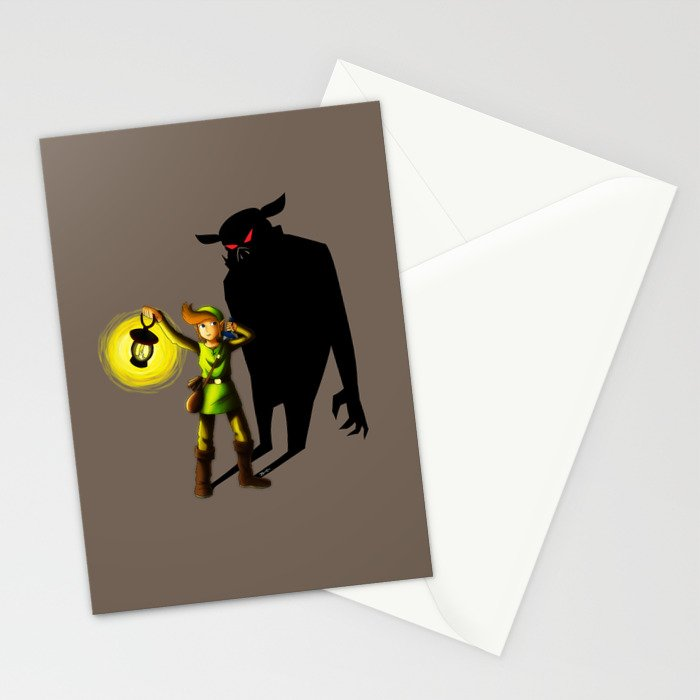 The Hero's Lantern Stationery Cards