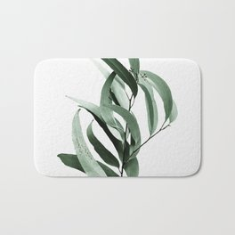 Eucalyptus - Australian gum tree Bath Mat