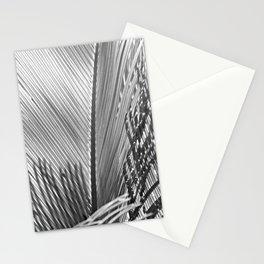 Palms Monochrome Stationery Cards