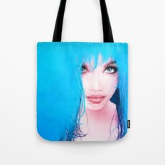 MonGhost XI - TheBlueDream Tote Bag