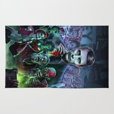 Hannibal Holocaust - They Live Return of the Living Dead Mads Mikkelsen  Rug