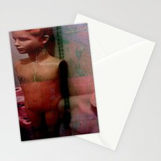 MANNEQUINS Stationery Cards