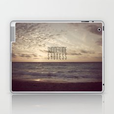SUMMERTIME SADNESS Laptop & iPad Skin