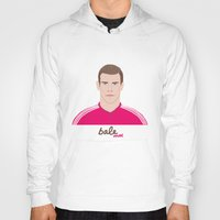 real madrid Hoodies featuring GARETH BALE - REAL MADRID by THE CHAMPION'S LEAGUE'S CHAMPIONS