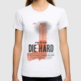Die Hard (Full poster variant) T-shirt