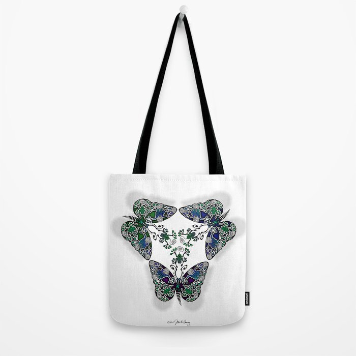 BUTTERFROGS Tote Bag