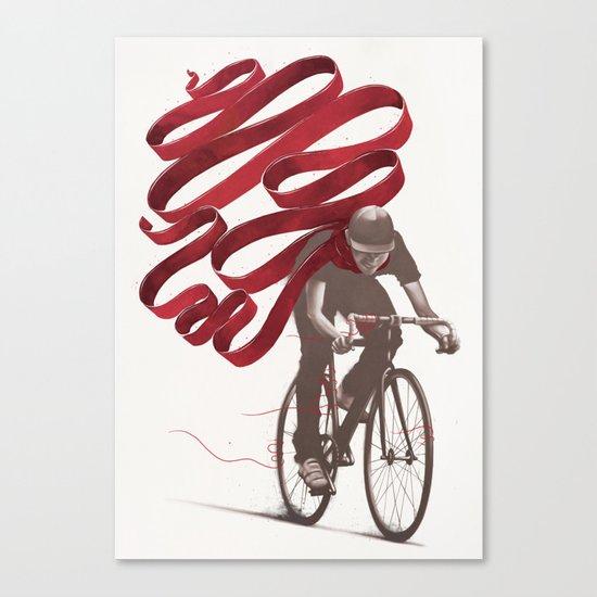 Loose Threads Canvas Print