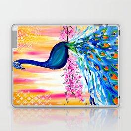 "Peacock , ("" Dance with Destiny "") Laptop & iPad Skin"